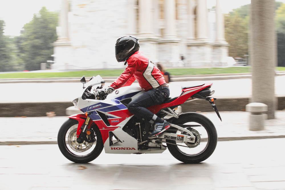 Honda CBR600-6